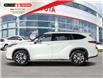 2021 Toyota Highlander XLE (Stk: 124207) in Milton - Image 3 of 10
