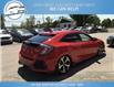 2017 Honda Civic Sport Touring (Stk: 17-10174) in Greenwood - Image 9 of 19