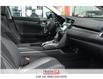 2019 Honda Civic Sedan NAV   LEATHER   HEATED SEATS   REAR CAM (Stk: H19304A) in St. Catharines - Image 4 of 26