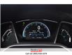 2019 Honda Civic Sedan NAV   LEATHER   HEATED SEATS   REAR CAM (Stk: H19304A) in St. Catharines - Image 17 of 26