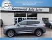 2019 Hyundai Santa Fe Preferred 2.0 (Stk: 19-42197) in Greenwood - Image 1 of 19