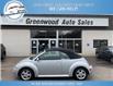 2003 Volkswagen New Beetle GLS (Stk: 3-06497) in Greenwood - Image 1 of 14