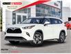 2021 Toyota Highlander XLE (Stk: 550119) in Milton - Image 1 of 10
