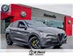 2021 Alfa Romeo Stelvio ti (Stk: 702AR) in Woodbridge - Image 1 of 3
