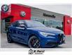 2021 Alfa Romeo Stelvio ti (Stk: 696AR) in Woodbridge - Image 1 of 16