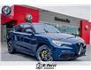 2021 Alfa Romeo Stelvio ti (Stk: 701AR) in Woodbridge - Image 1 of 13