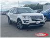 2017 Ford Explorer Platinum (Stk: 21T195A) in Midland - Image 1 of 18