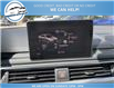 2017 Audi A4 2.0T Komfort (Stk: 17-23229) in Greenwood - Image 14 of 19