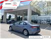 2021 Toyota Corolla LE (Stk: 10122) in Barrie - Image 3 of 10