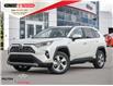 2021 Toyota RAV4 Hybrid Limited (Stk: 120615) in Milton - Image 1 of 10
