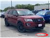 2017 Ford Explorer XLT (Stk: 21T478A) in Midland - Image 1 of 14