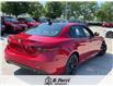 2021 Alfa Romeo Giulia ti (Stk: 560AR) in Oakville - Image 5 of 16