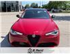 2021 Alfa Romeo Giulia ti (Stk: 560AR) in Oakville - Image 8 of 16