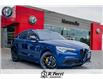 2021 Alfa Romeo Stelvio ti (Stk: 743AR) in Woodbridge - Image 1 of 6