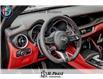 2021 Alfa Romeo Stelvio Quadrifoglio (Stk: 752AR) in Woodbridge - Image 8 of 18