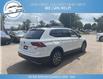 2018 Volkswagen Tiguan Comfortline (Stk: 18-54398) in Greenwood - Image 9 of 19