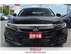 2018 Honda Accord Sedan Touring 2.0 Auto (Stk: R10281) in St. Catharines - Image 3 of 23