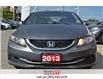 2013 Honda Civic 4dr Man LX (Stk: H19782A) in St. Catharines - Image 3 of 20