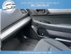 2017 Subaru Outback 2.5i (Stk: 17-65663) in Greenwood - Image 14 of 16