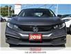 2019 Honda Civic Sedan BLUETOOTH   HEATED SEATS   REAR CAM (Stk: R10341) in St. Catharines - Image 3 of 19