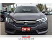 2016 Honda Civic Sedan BLUETOOTH |  REAR CAM | HEATED SEATS (Stk: H18544A) in St. Catharines - Image 3 of 20