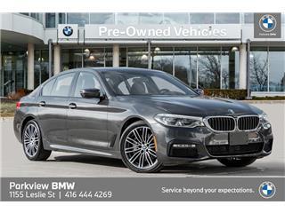 2018 BMW 540d