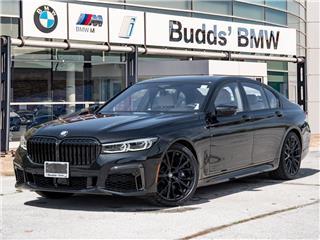 2021 BMW 750i