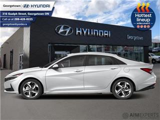 2022 Hyundai Elantra HEV